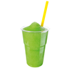 Slush Puppy Mix 5 Liter Waldmeister / Groen