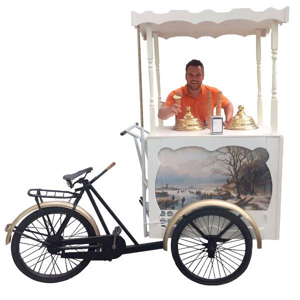 Nostalgischer Eiswagen Mit Full Service Jetzt Mieten Bei Happy Rent